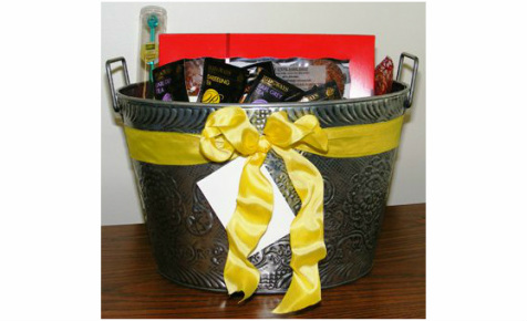 Customized basket